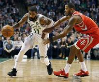NBA: Celtics mount stunning comeback to beat Rockets by a point; LaMarcus Aldridge helps Spurs pip Knicks