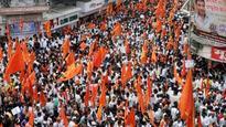 Now, silent Maratha marchers raise voice in Pune