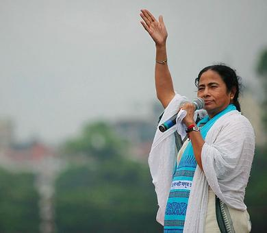Mamata to take oath with 41 ministers tomorrow