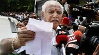 War over in Karnataka BJP? Yeddyurappa is my leader, says Eshwarappa after public spat