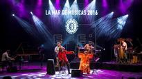 LA MAR DE MÚSICAS  - Portuondo y El Cigala unen las orillas del flamenco y el bolero en Cartagena