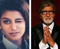 Priya Prakash Varrier finds a fan in Rishi Kapoor; Amitabh Bachchan's Twitter job application: Social Media Stalkers' Guide