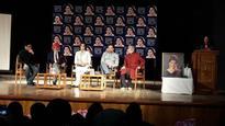 Team Neerja presents Neerja Bhanot bravery award in Chandigarh