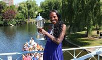 Boston Champion Baysa Captivates Crowd With Memorable Song