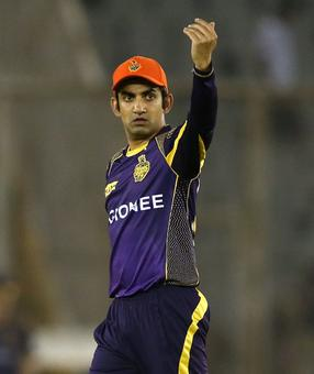 Gambhir in committee to 'restore glory days' of Delhi cricket