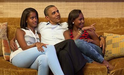 Obama declares himself a 'proud feminist' in editorial