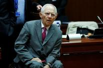 Schaeuble wants bigger role for euro zone's bailout fund