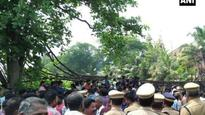 At least 3 killed, 45 injured after FOB collapses in Kerala's Kollam