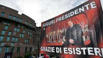 Italy's Berlusconi recovering from four-hour heart surgery