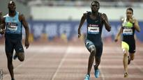 Rutherford third in Diamond League