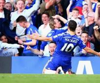 Im Staying At Chelsea  Hazard
