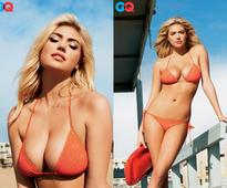 Mega-supermodel Kate Upton becomes darling of the fashion world