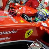 Massa Fastest In F1 China GP Second Practice