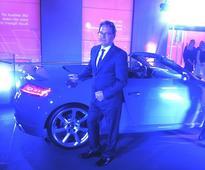 We don't do fashionable design says Audi's Dany Garand