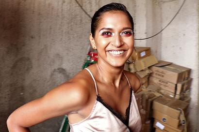 EXCLUSIVE! Model Mitali Rannorey turns photographer for Rediff
