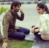 Barun Sobti and Panchi Bora take on the streets of Kolkata for their upcoming film 22 Yards!