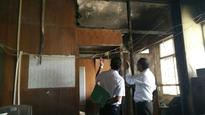 Fire Breaks Out at MS Building's Revenue Department in Bengaluru