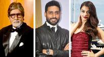 Amitabh Bachchan vs Abhishek Bachchan vs Aishwarya Rai Bachchan in theatres