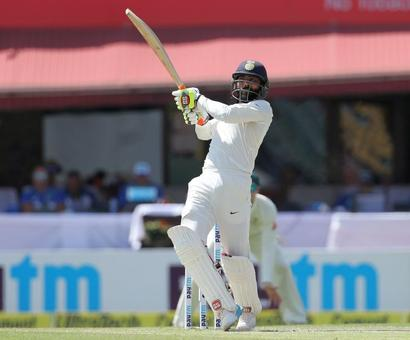 Ravindra Jadeja joins greats, hits six sixes in an over in Inter-Dist game!