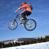 Mountain bike injuries: Which modality is best?