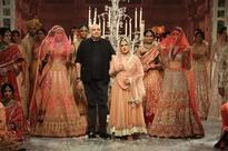 India Couture Week: Bringing it to court