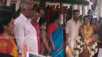Luxury wedding: CPI reprimands Geetha Gopi