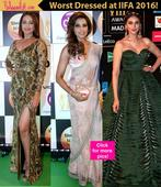 IIFA 2016 red carpet: Sonakshi Sinha, Bipasha Basu, Richa Chadda were the worst dressed celebs this year!