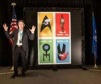 'Star Trek' Forever: USPS Stamps Commemorate Series' 50th Anniversary