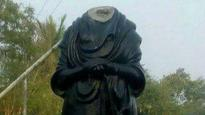 Periyar statue vandalised again in Tamil Nadu