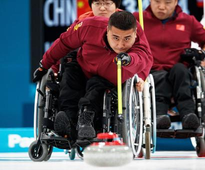 Inspiring moments from the 2018 Pyeongchang Paralympic Winter Games