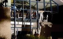 At least one dead in huge blast at Belgium sports centre