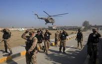 Terror alert issued as Taliban bombers enter Pakistan