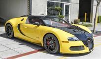 Three Rare Bugatti Veyrons For Sale