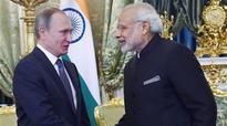 India-Russia Summit: Narendra Modi holds talks with Vladmir Putin