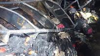 Uttar Pradesh: Four of family burnt alive when short-circuit in AC caught fire