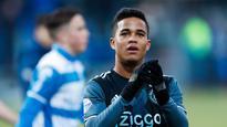 Justin Kluivert stars in Ajax debut win against PEC Zwolle