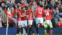 Manchester United respond to shock treatment