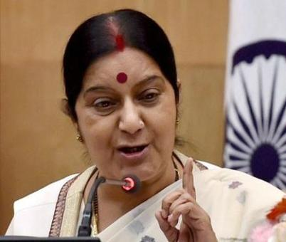 After Sushma's tweet storm, Amazon drops Indian flag doormats