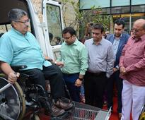 Uber, Mphasis launch services to help senior citizens, disabled passengers