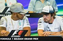 Lewis Hamilton says he wants to be able to compete with Fernando Alonso again