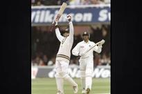 Ganguly & Dravid's symphony at Lords in the summer of '96