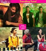 Trending Tunes: Shahid Kapoor's Chitta Ve, Akshay Kumar's Taang Utha Ke and Malamaal are a HIT this week!
