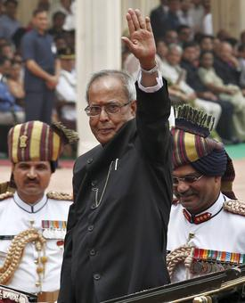 Pranab's 5-decade-long political career comes to an end