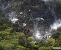 43 bodies recovered from site of Pakistan air crash