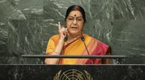 We always extended friendship to Pak, got Pathankot, Uri in return: Sushma