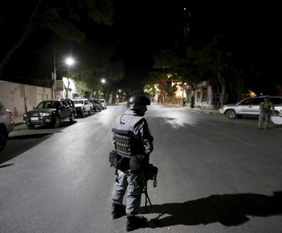 Kabul hotel attack ends after 3 Taliban fighters killed