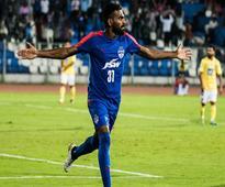 Vineeth Brace Helps Bengaluru FC Win Federation Cup Title