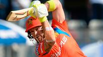 IPL 2017: Brendon McCullum's hat does the 'trick' for Chris Gayle
