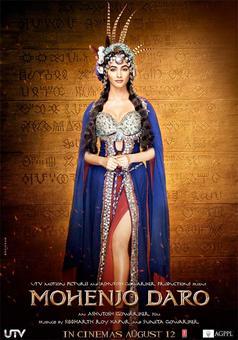 First look: Pooja Hegde as Chaani in Mohenjo Daro