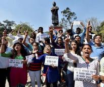 Ambedkar University postpones event on Kashmir fearing DU like violence